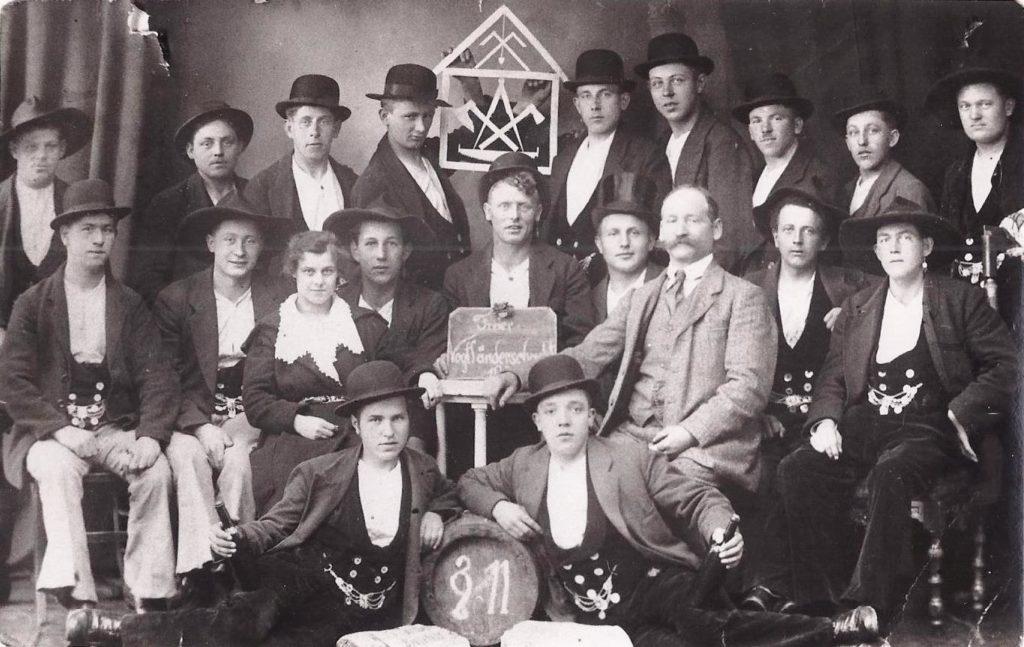 1921 – Ludwigshafen Freie Vogtländer