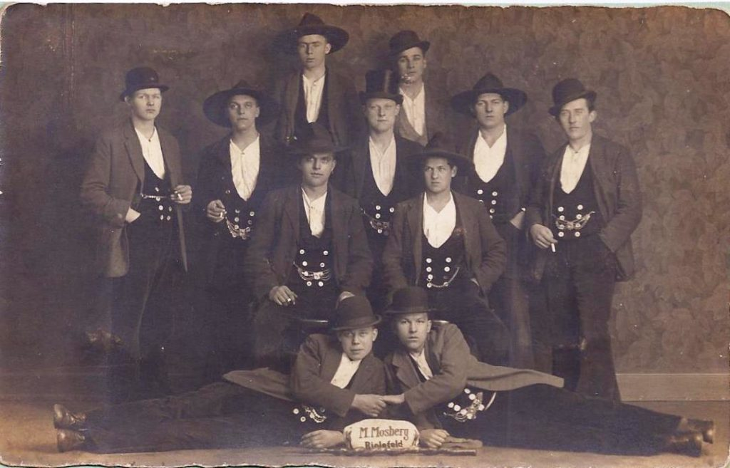1923 – Duisburg