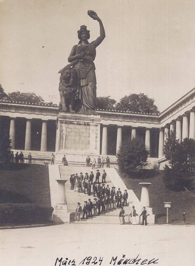 1924 – München