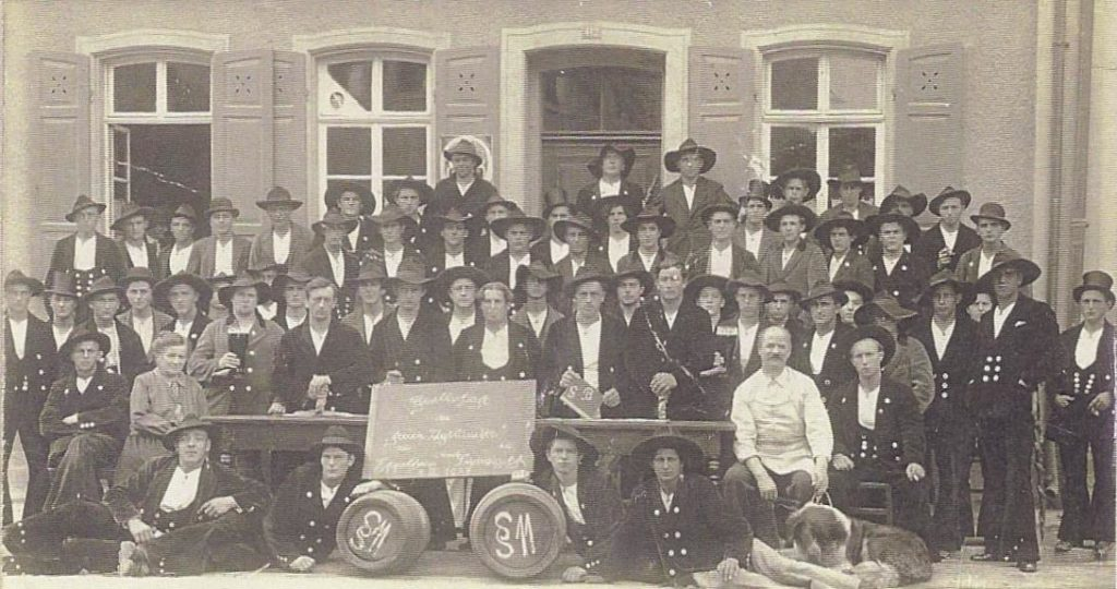 1927 – Kongress Nr.3 Eppelheim Heidelberg