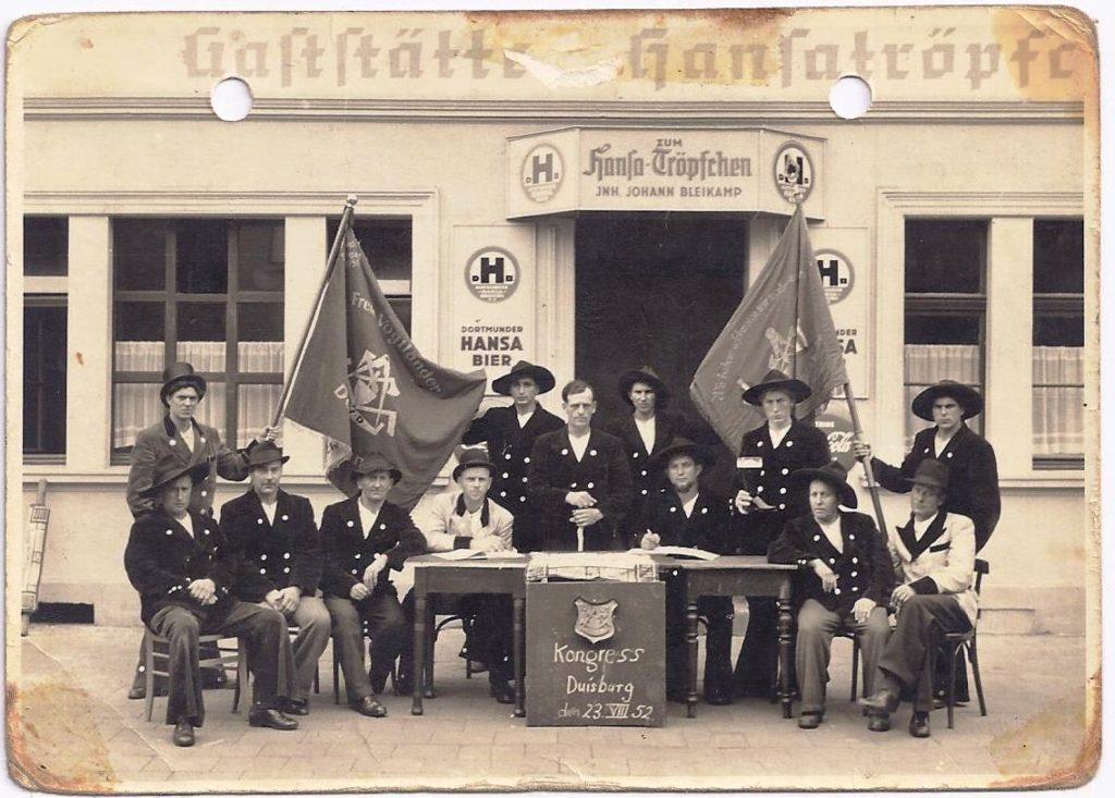 1952 – Kongress Nr.8 Duisburg
