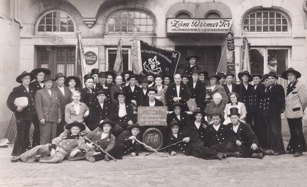1956 – Kongress Nr. 10 Dehlmenhorst