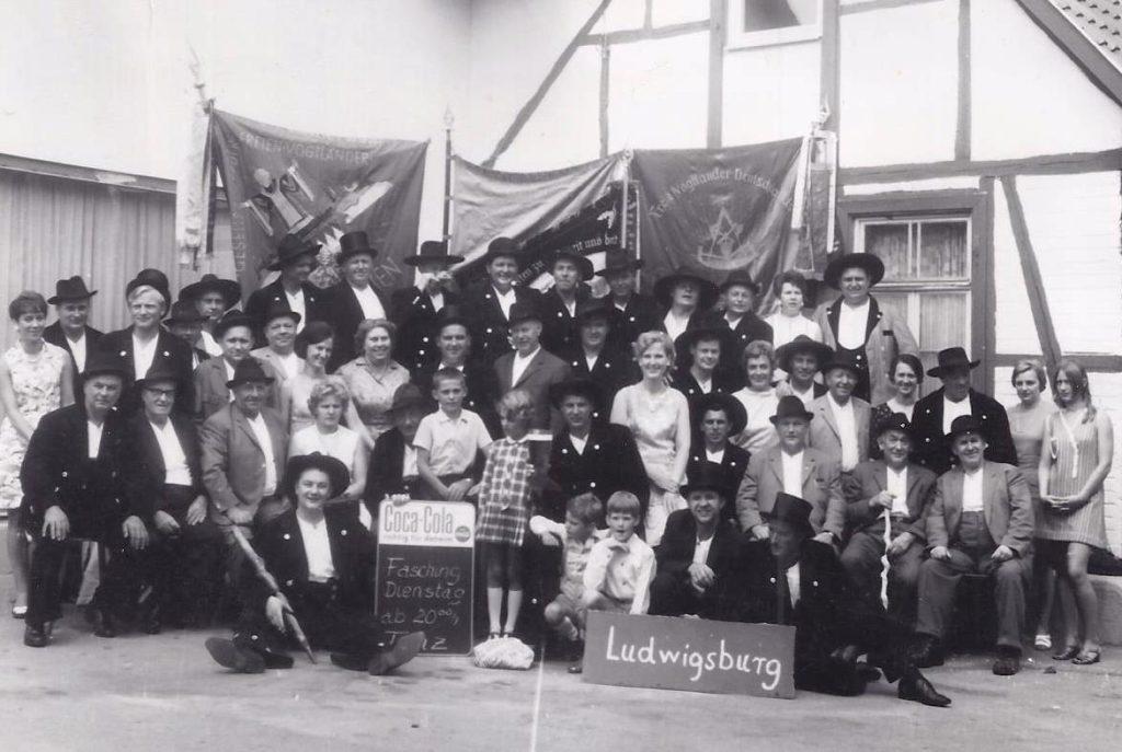1969 – Gesellentreffen Ludwigsburg