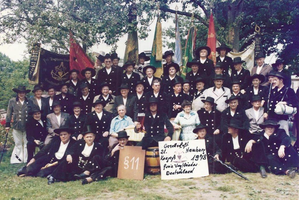 1978 – Kongress Nr.21 Hamburg