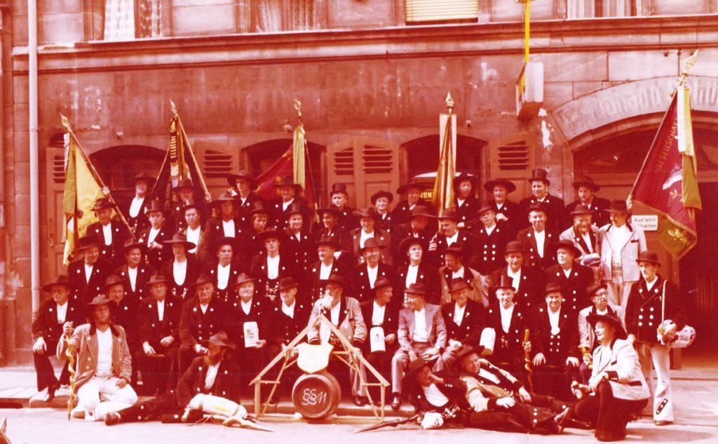 1979 – Gesellentreffen in Fürth