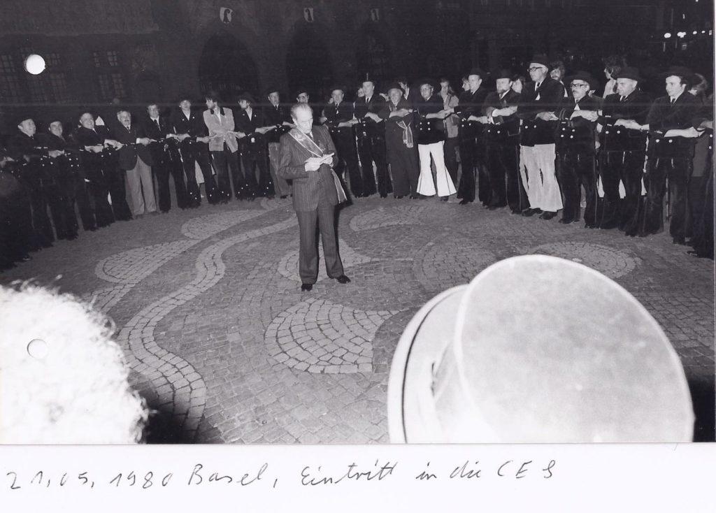 1980 – CEG FVD-Beitritt in Basel