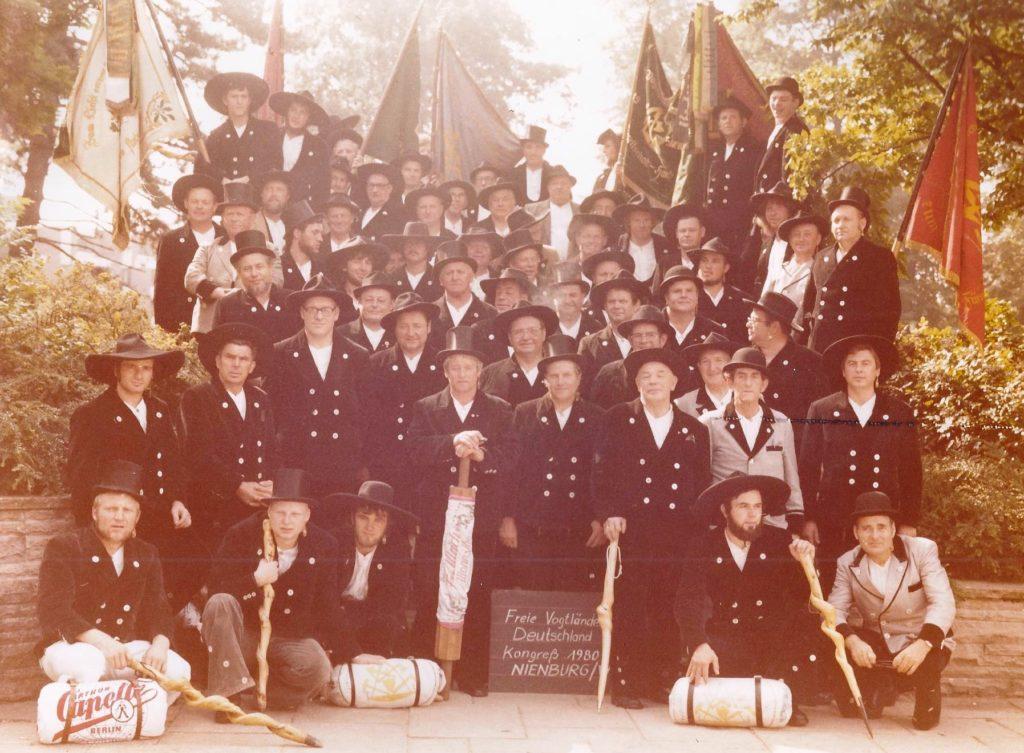 1980 – Kongress Nr.22 in Nienburg