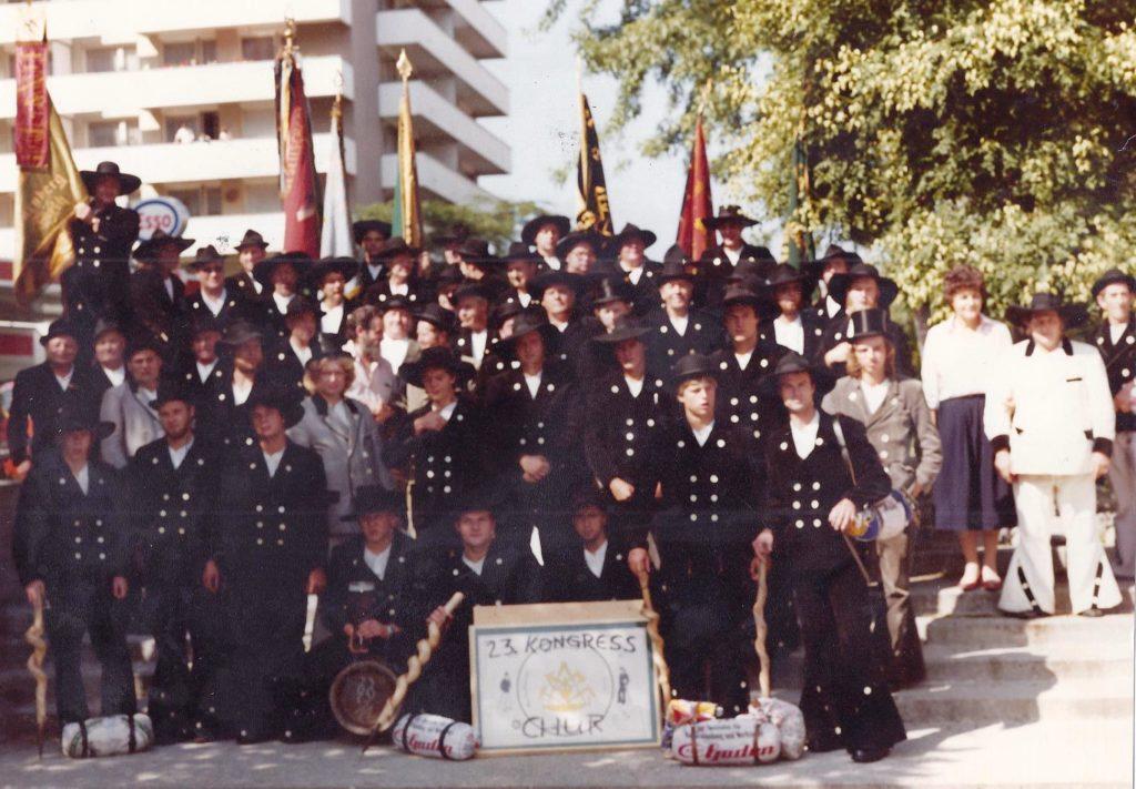 1982 – Kongress Nr.23 Chur