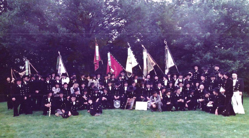 1984 – Kongress Nr.24 mit Fahnenweihe in Hamburg