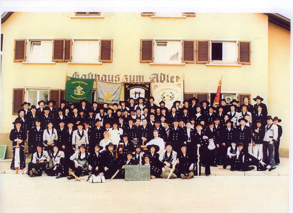 1987 – Gesellentreffen Ravensburg