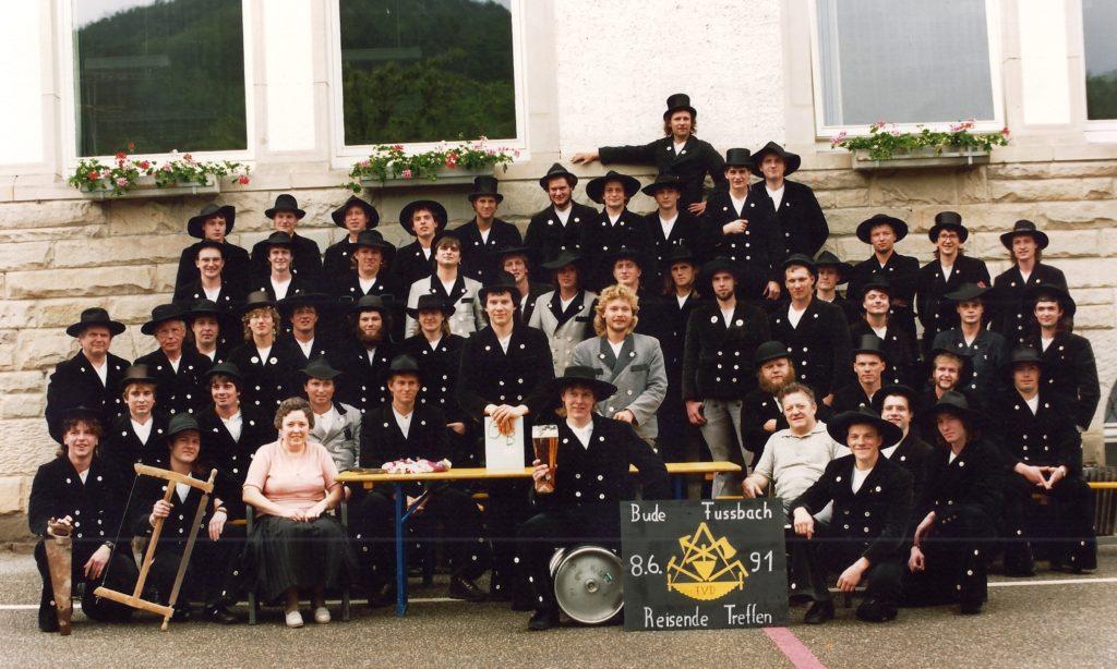1991 – reis. Gesellentreffen in Fussbach
