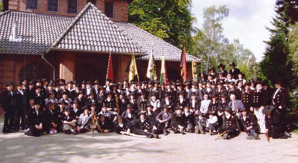 1993 – Gesellentreffen in Hamburg