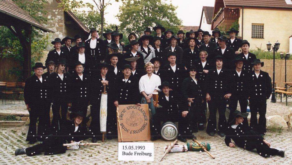 1993 – reis. Gesellentreffen in Freiburg