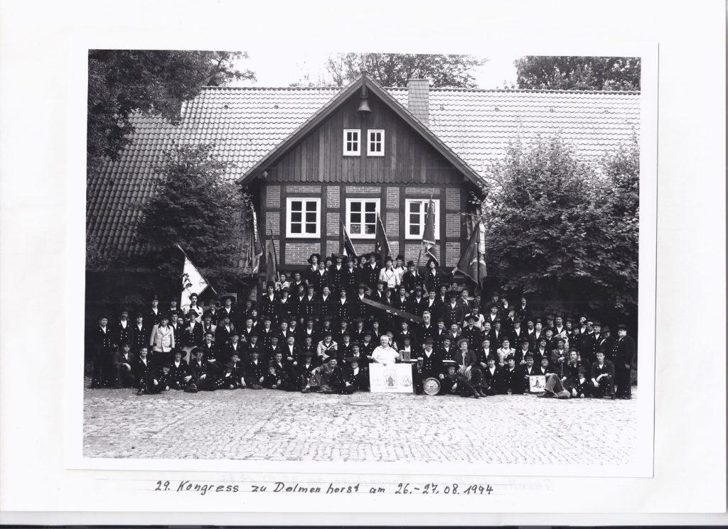 1994 – Kongress Nr.28 in Delmenhorst