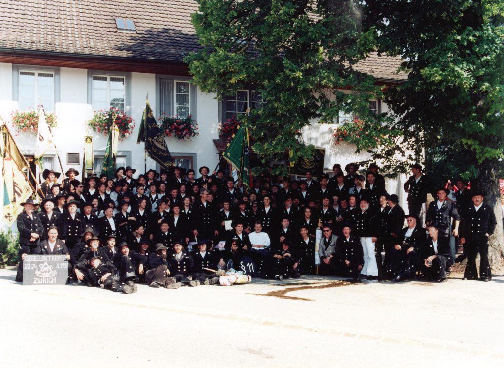 1997 – Gesellentreffen Zürich