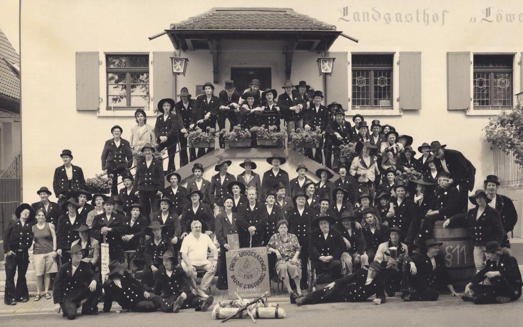 1997 – reis. Gesellentreffen in Freiburg