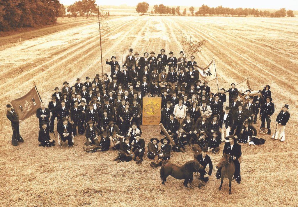 2001 – Gesellentreffen in Rotenburg