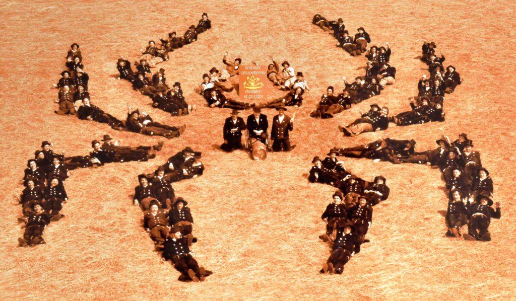 2001 – reis. Treffen in Edelsbach