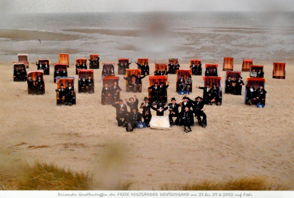 2002 – reis. Treffen in Föhr