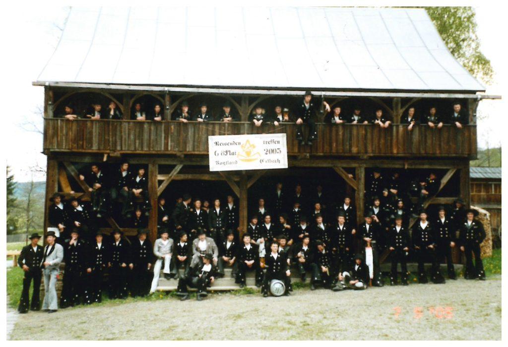 2005 – reis. Gesellentreffen in Erlbach
