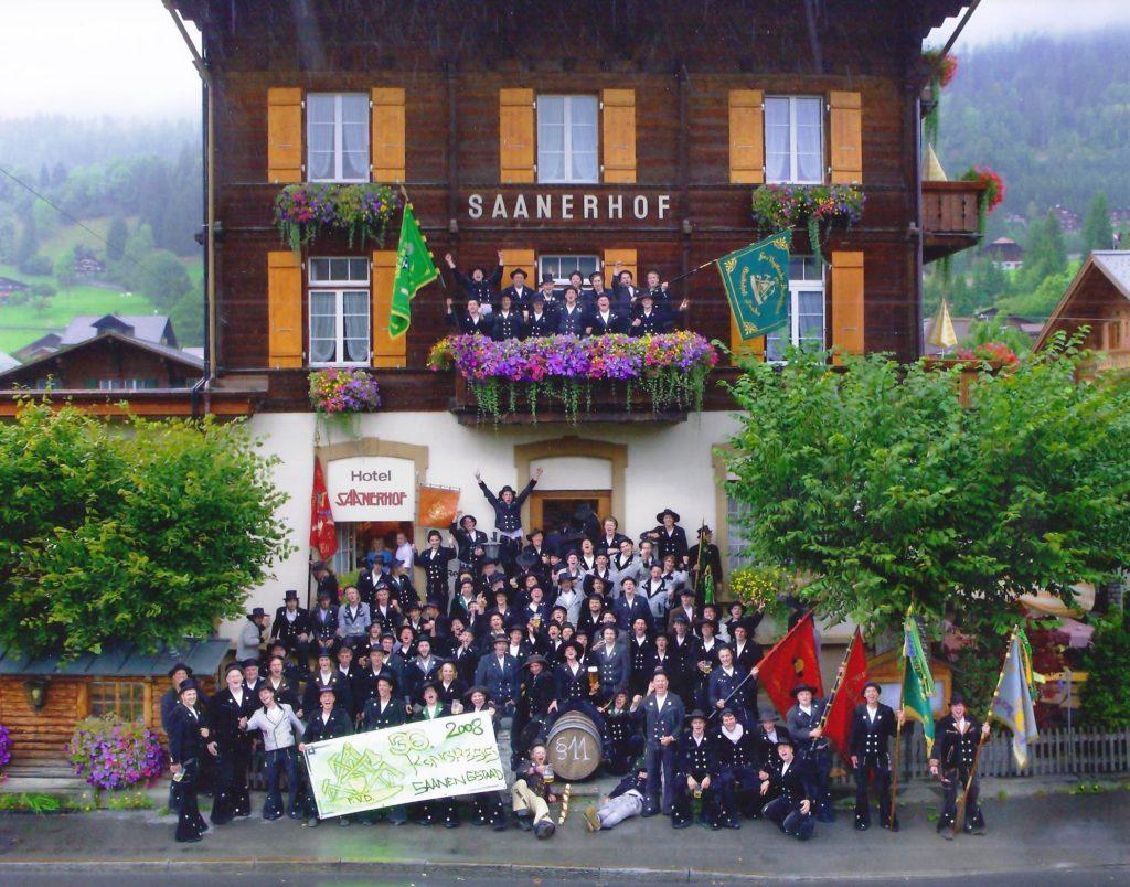 2008 – Kongress Nr.36 CH-Sannen-Gstaad
