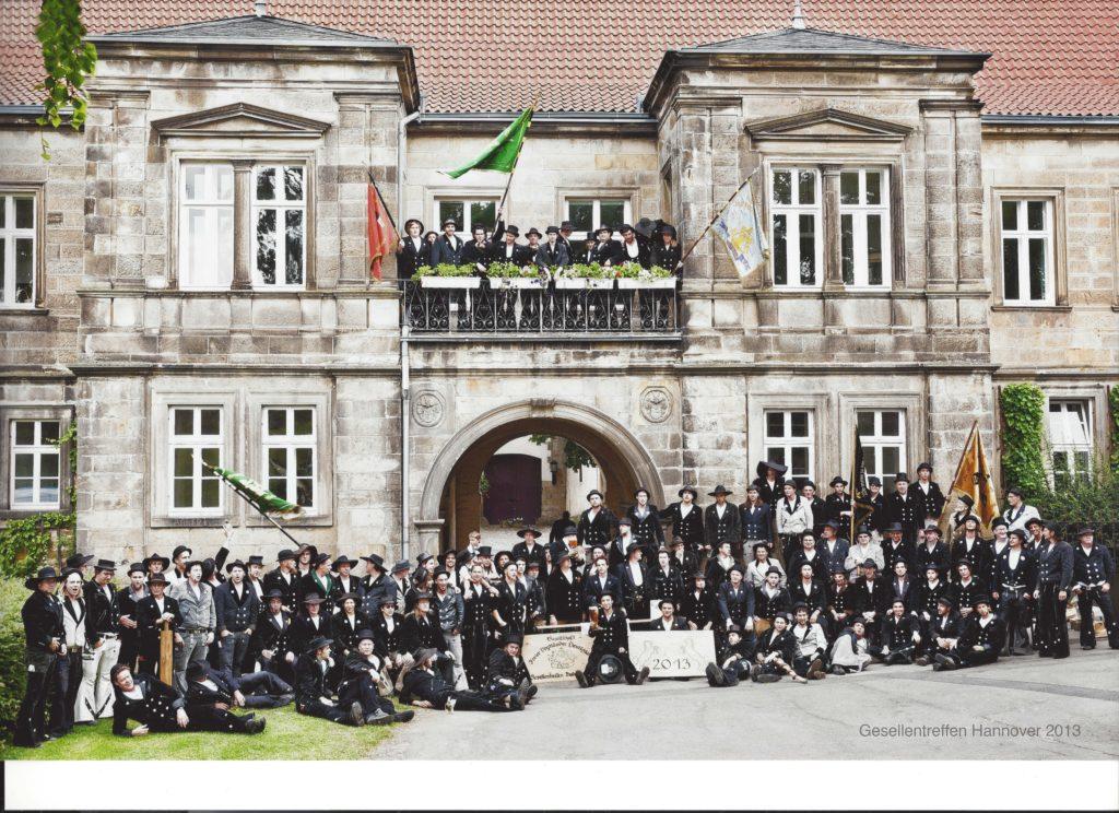2013 – Gesellentreffen in Hannover